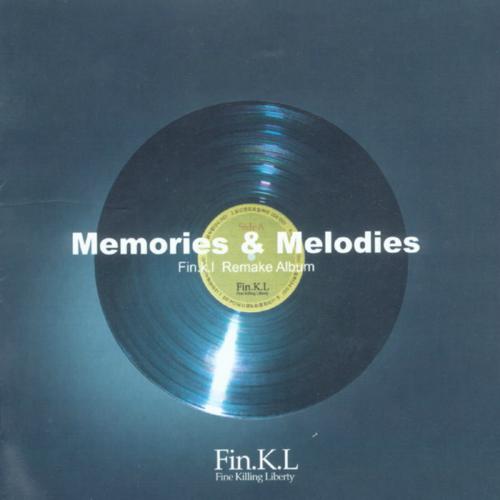 핑클 (Fin.K.L) - Memories & Melodies 앨범이미지