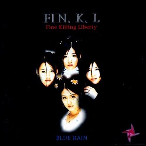 핑클 (Fin.K.L) - Fine Killing Liberty : Blue Rain 앨범이미지