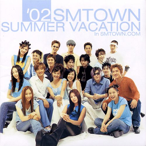 SMTOWN - Summer Vacation In Smtown.Com 앨범이미지