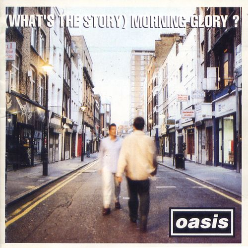 Oasis - (What`s The Story) Morning Glory? 앨범이미지