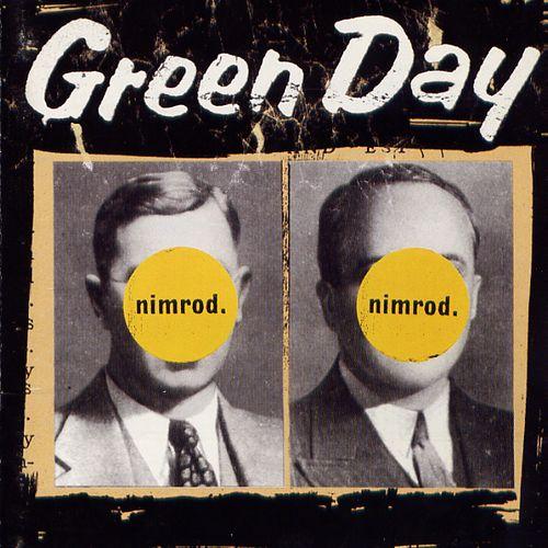 Green Day - Nimrod 앨범이미지