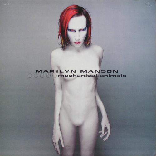 Marilyn Manson - Mechanical Animals 앨범이미지