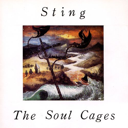 Sting - The Soul Cages 앨범이미지