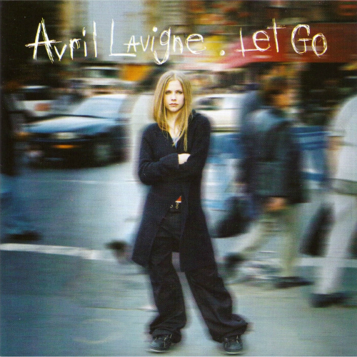 Avril Lavigne - Let Go 앨범이미지