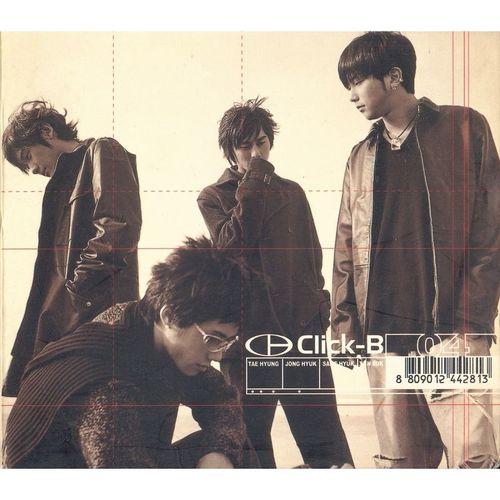 클릭비 (Click-B) - Click-B 04 앨범이미지