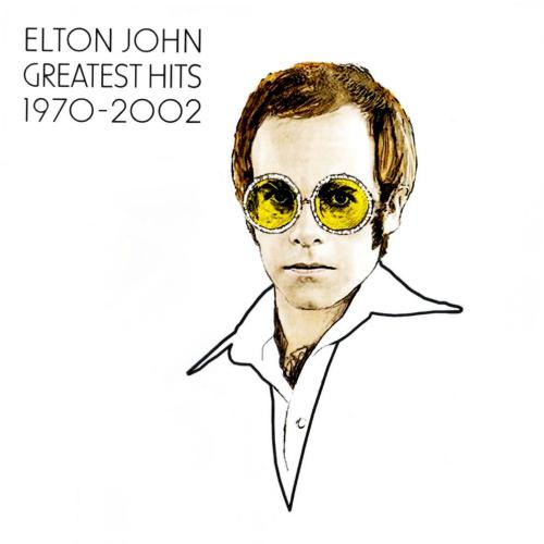 Elton John - Elton John Greatest Hits 1970-2002 앨범이미지