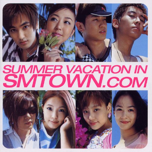SMTOWN - 2003 Summer Vacation In SMTown.Com 앨범이미지