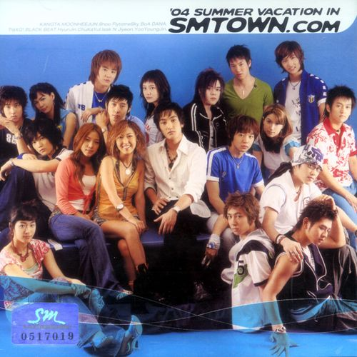 SMTOWN - 2004 Summer Vacation In SMTown.com 앨범이미지
