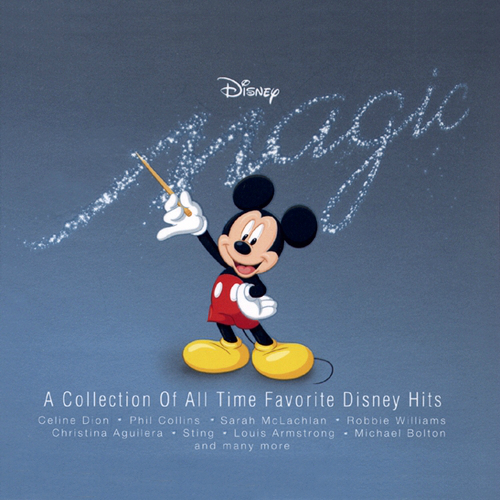 Disney Choir - Disney Magic (A Collection Of All Time Favorite Disney Hits) 앨범이미지