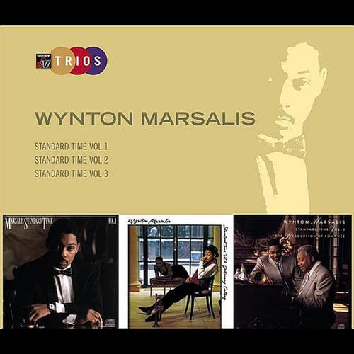 Wynton Marsalis - Standard Time - Sony Jazz Trios 앨범이미지