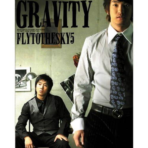 플라이 투 더 스카이 - 중력 (Gravity) 앨범이미지