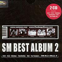 S.E.S. - SM Best Album 2 앨범이미지