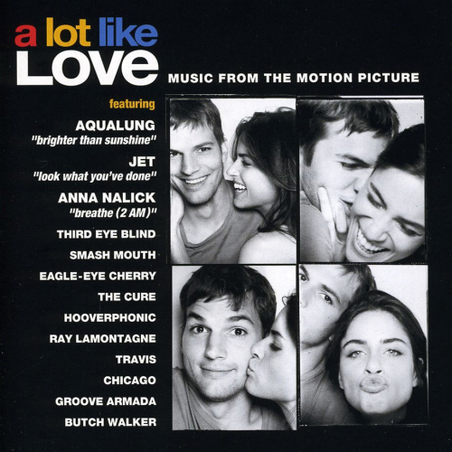 Aqualung - A Lot Like Love - Music From The Motion Picture 혹은 우리, 사랑일까요 (A Lot Like Love) OST 앨범이미지