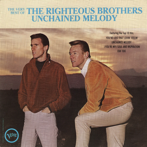 The Righteous Brothers - The Very Best Of The Righteous Brothers - Unchained Melody 앨범이미지