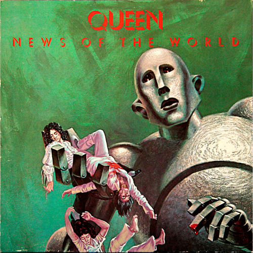 Queen - News Of The World (2011 Remaster) 앨범이미지