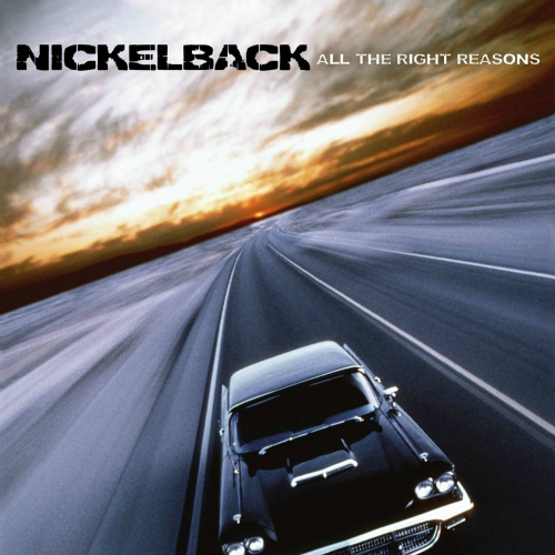 Nickelback - All The Right Reasons 앨범이미지