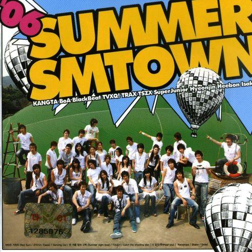 SMTOWN - 2006 Summer Smtown 앨범이미지