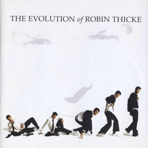 Robin Thicke - The Evolution of Robin Thicke 앨범이미지