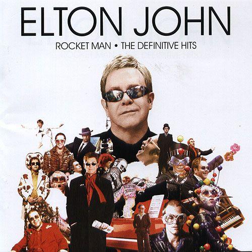 Elton John - Rocket Man 앨범이미지