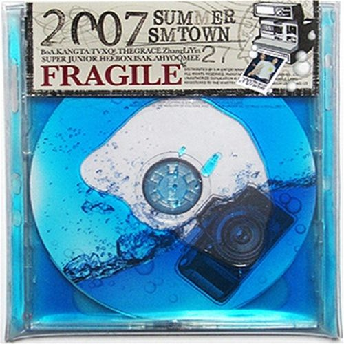 SMTOWN - 2007 Summer SMTOWN 앨범이미지
