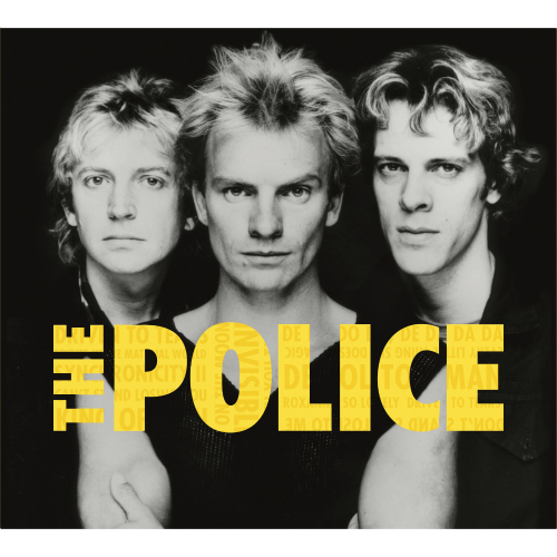 The Police - The Police 앨범이미지