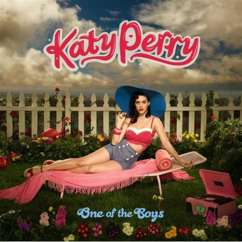 Katy Perry - One Of The Boys 앨범이미지