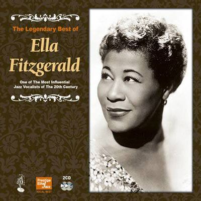 Ella Fitzgerald - The Legendary Best of Ella Fitzgerald (Prestige Elite Jazz Vocal Best Series) 앨범이미지