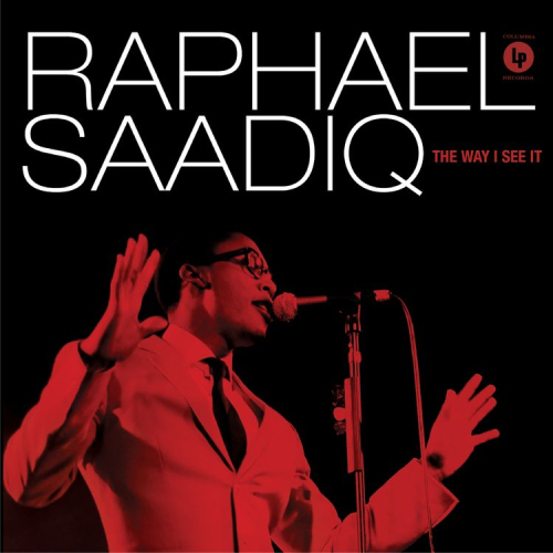 Raphael Saadiq - The Way I See It 앨범이미지