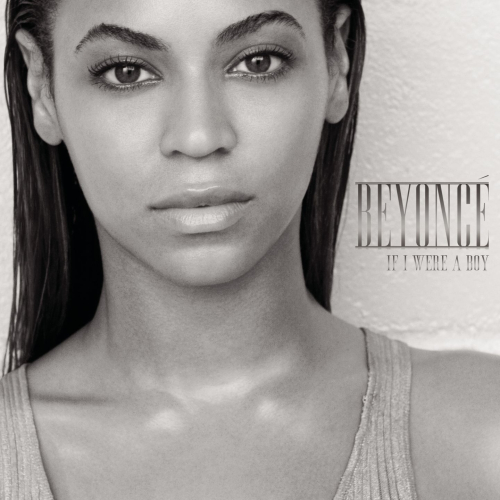 Beyonce - If I Were A Boy (Single) 앨범이미지
