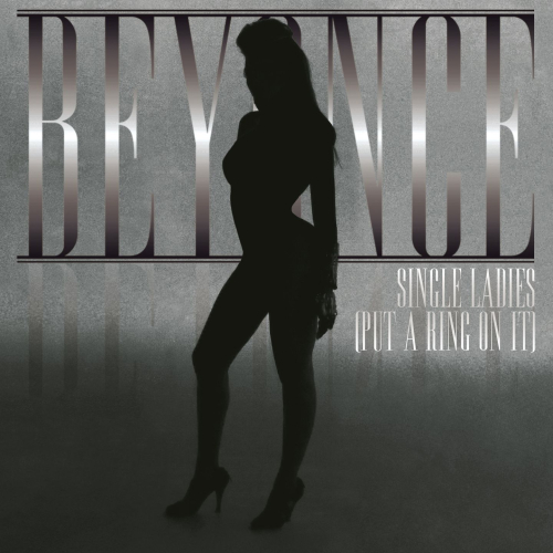 Beyonce - Single Ladies (Put A Ring On It) 앨범이미지