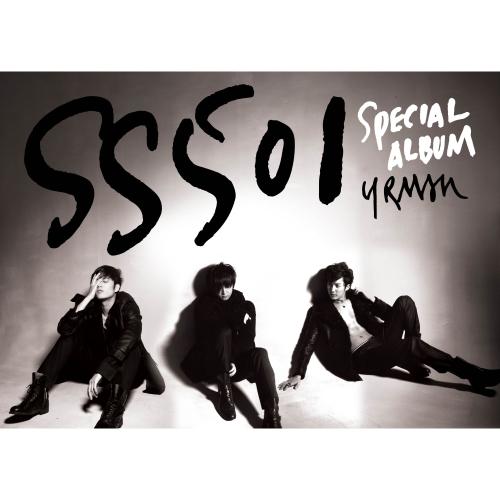 SS501 - SS501 스페셜 앨범 앨범이미지