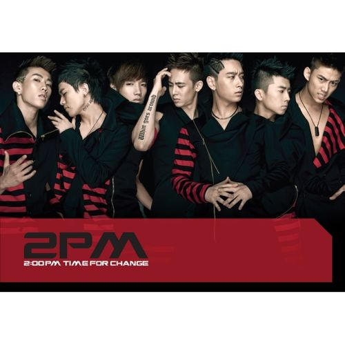 2PM - 2:00PM Time For Change 앨범이미지