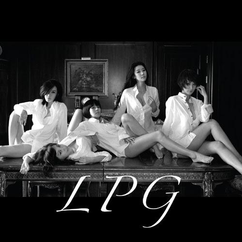 LPG - 사랑의 초인종 앨범이미지