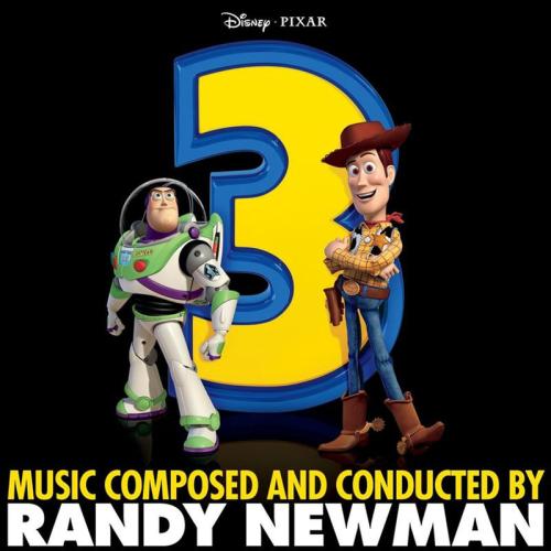 Randy Newman - 토이 스토리 3 OST 앨범이미지