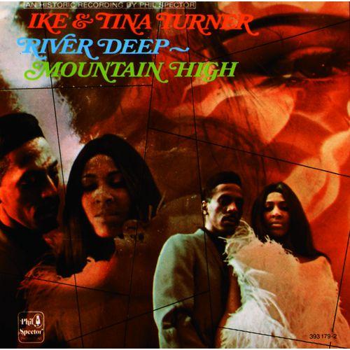Ike & Tina Turner - River Deep - Mountain High 앨범이미지