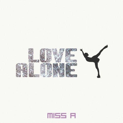 미쓰에이 - Love Alone 앨범이미지