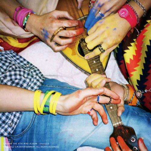 SHINee (샤이니) - `Sherlock` SHINee The 4th Mini Album 앨범이미지