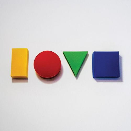 Jason Mraz - Love Is A Four Letter Word 앨범이미지