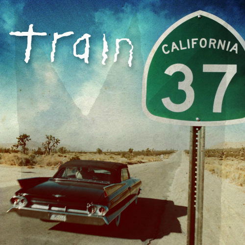 Train - California 37 앨범이미지