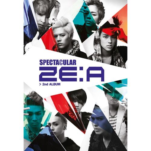 제국의아이들 (ZE:A) - SPECTACULAR 앨범이미지