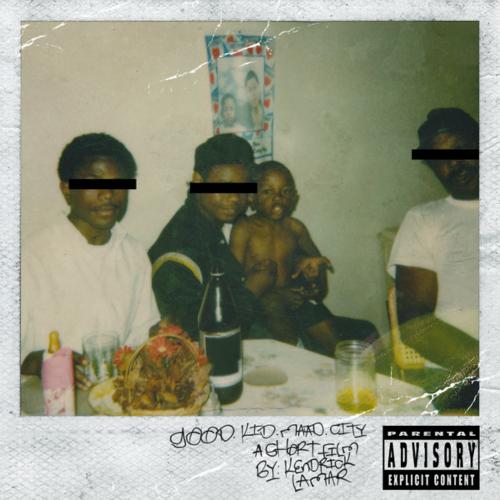 Kendrick Lamar - Good Kid, M.A.A.D City 앨범이미지