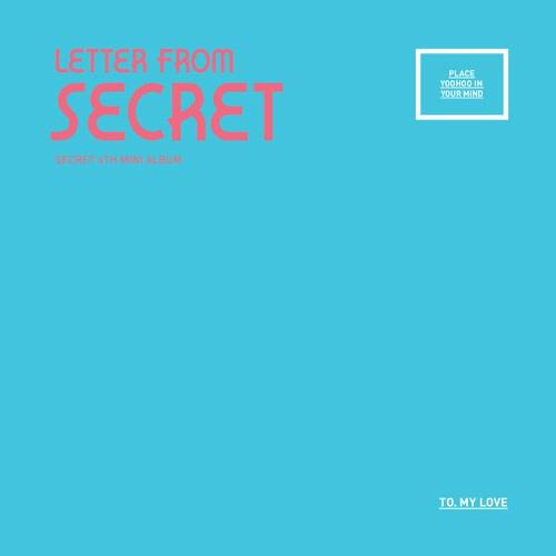 시크릿 - Letter From Secret 앨범이미지