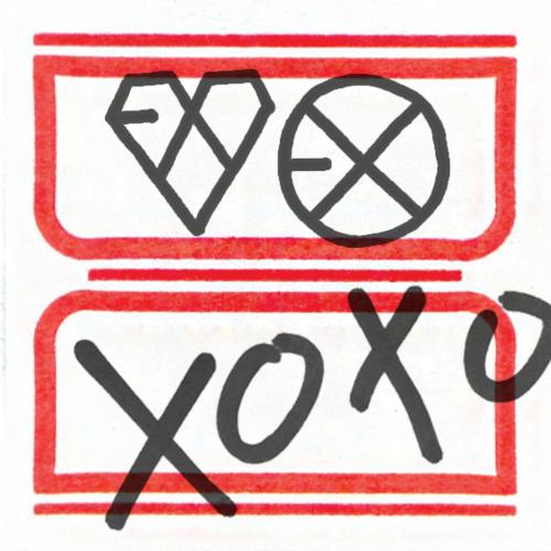 EXO - The 1st Album XOXO (KISS&HUG) 앨범이미지