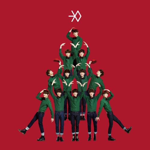 EXO - 겨울 스페셜 앨범 `12월의 기적 (Miracles In December)` 앨범이미지