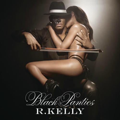 R. Kelly - Black Panties (Standard Edition) 앨범이미지