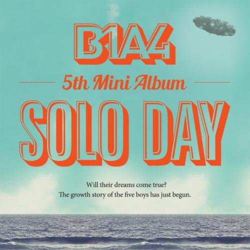 B1A4 - SOLO DAY 앨범이미지