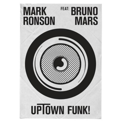 Mark Ronson - Uptown Funk (Feat. Bruno Mars) 앨범이미지
