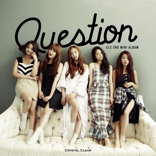 CLC - Question 앨범이미지