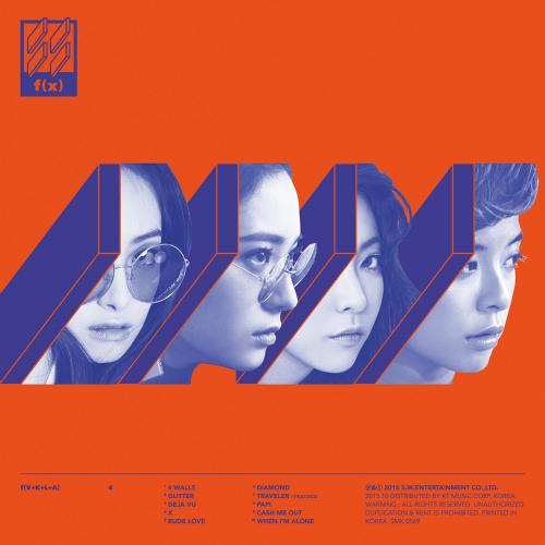 f(x) - 4 Walls - The 4th Album 앨범이미지