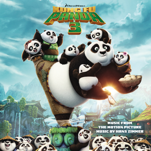 Hans Zimmer - 쿵푸 팬더 3 OST 앨범이미지